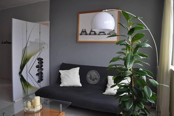 2 Zimmer Whg. Leipzig Zentrum Süd mit Weitblick
