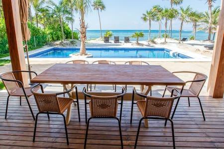 Paradisiacal Department in Akumal for rent - Cancún