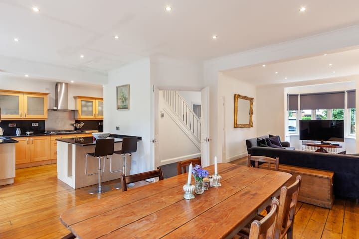 Beautiful spacious 4 bed house Greenwich Park
