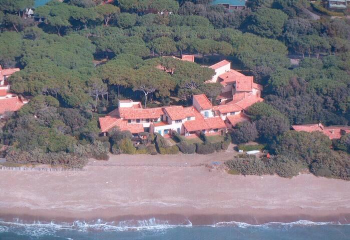 Castiglione della Pescaia (GR) LE D - Castiglione della Pescaia - Lägenhet