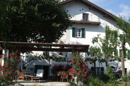 Charming little manor in Liguria - Mioglia