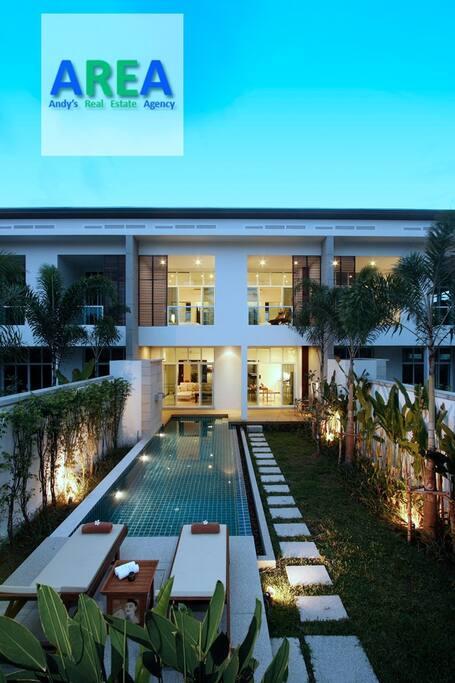 Pool Villa Over View