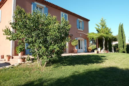 Chambre d'hôtes de charme en Provence - Lambesc