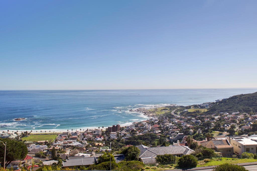 The magic of Camps Bay.