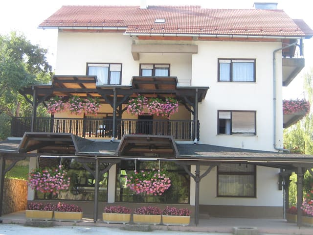 Holiday apartment near river Kupa - Severin na Kupi - Apartament