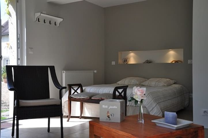 les Marronniers suite Deauville - Cambremer - Bed & Breakfast