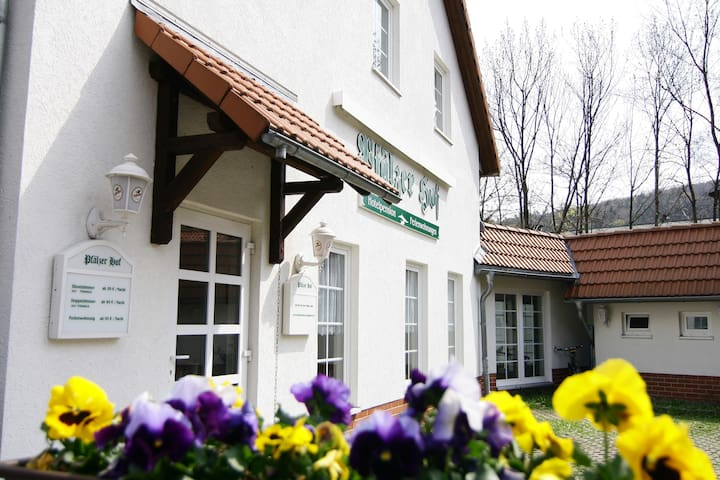 small but fine! - Wernigerode - Bed & Breakfast