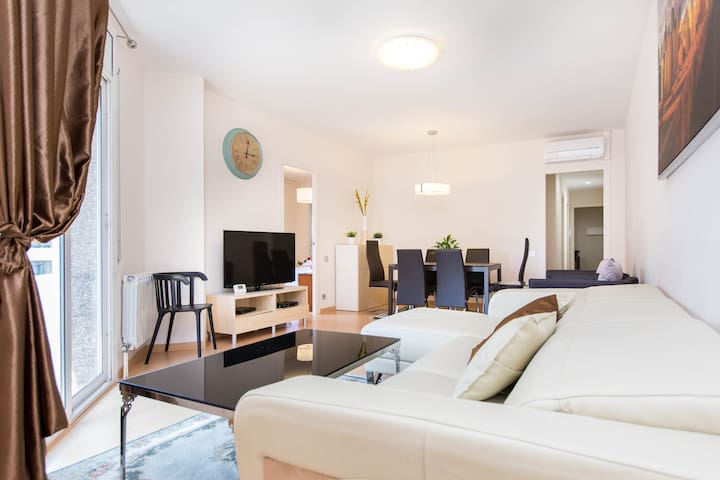 Luxury apt with SPECIAL OFFER - Barcelone - Appartement