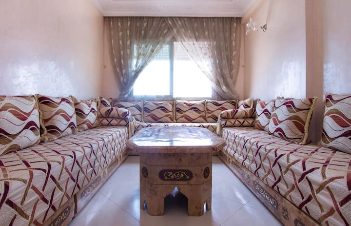 Apartamento en Casablanca