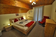 Room 5, another lovely attic room