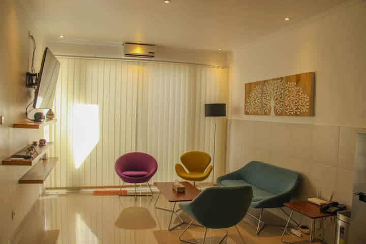 Zoe Studio - modern, stylish on the Bukit Jimbaran