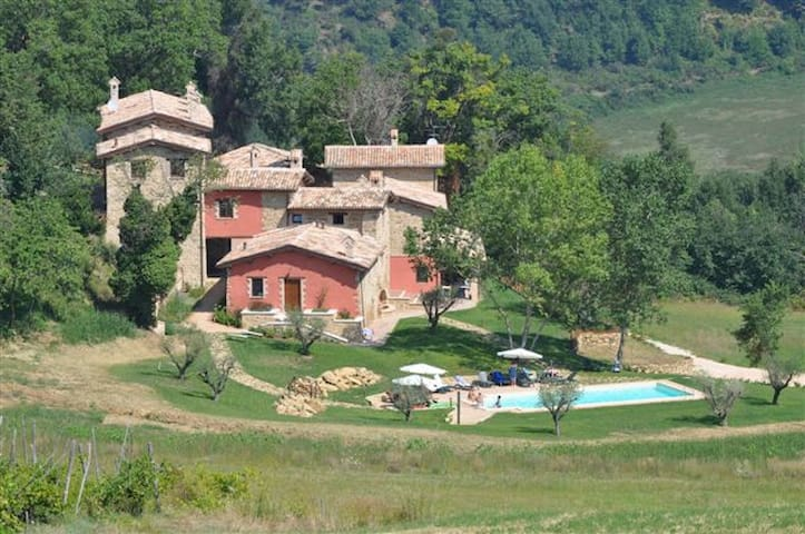 Dream hamlet in Le Marche - Camerino - Casa