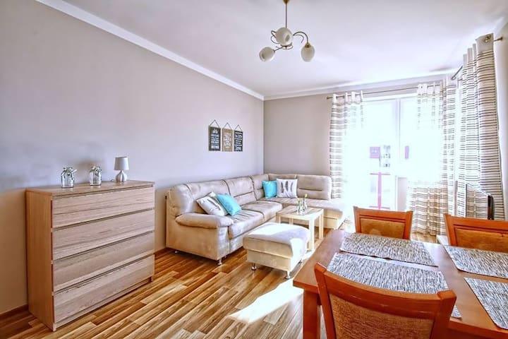 Mieszkanie Warszewo - Szczecin - Apartment