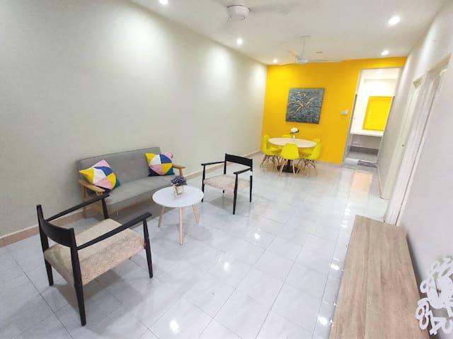 J6 Home@ near Senai Airport/JPO/Legoland