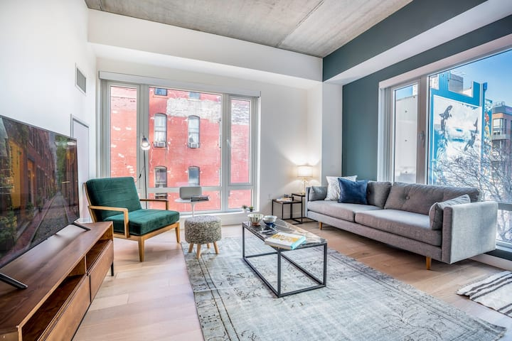 Mod 1BR in South End w/ Gym, Pool and Doorman by Blueground