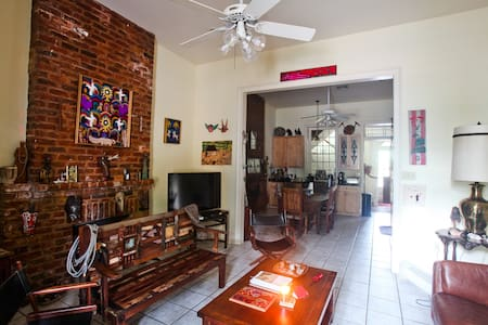 Haunted! Historic Marigny - - New Orleans - Hús