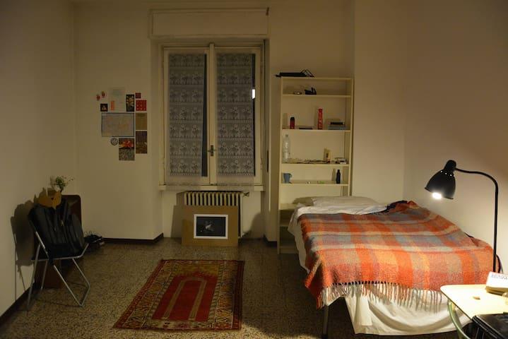Two people room in East of Milan