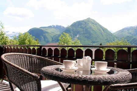 Casa Alpina apt.Great mountain view