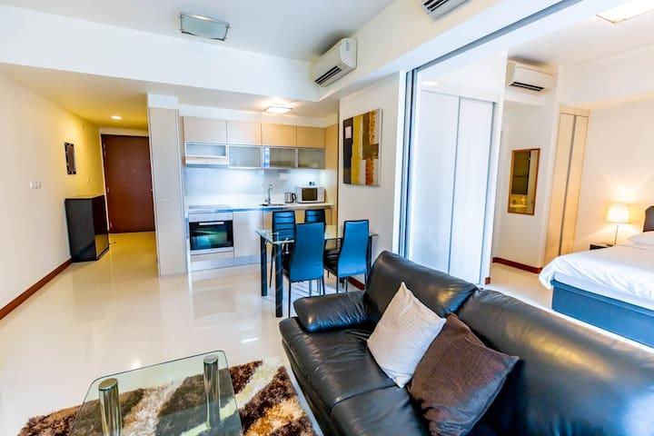 Marina Bay District, Integrated Resort Precint