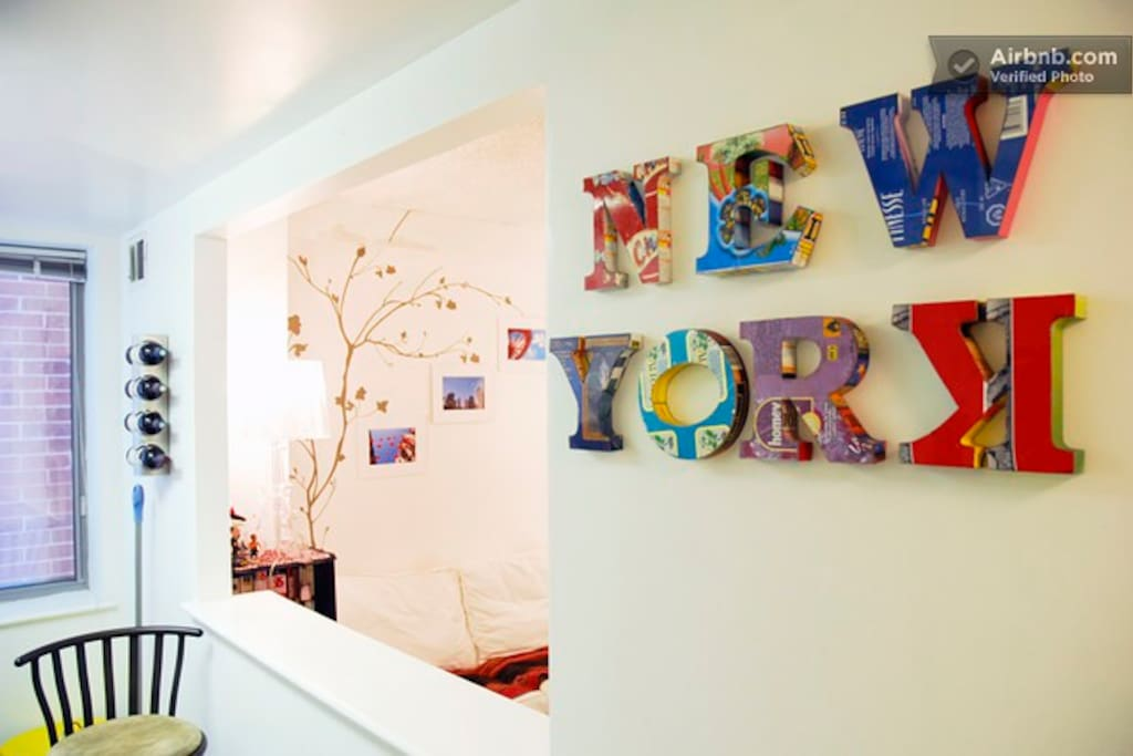 Amazing Location Sunny Bedroom Lower East Side Flats For