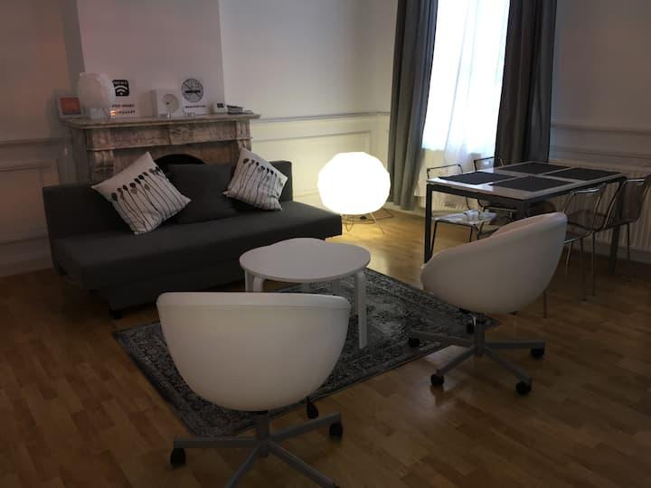 Superbe appartement en plein centre