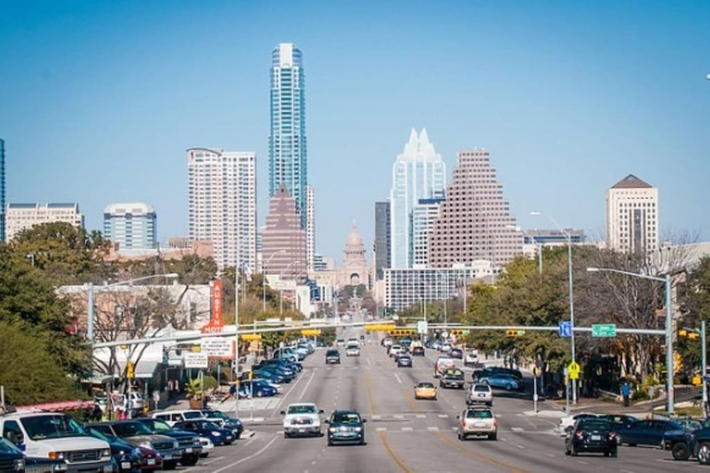 SoCo is within walking distance!
