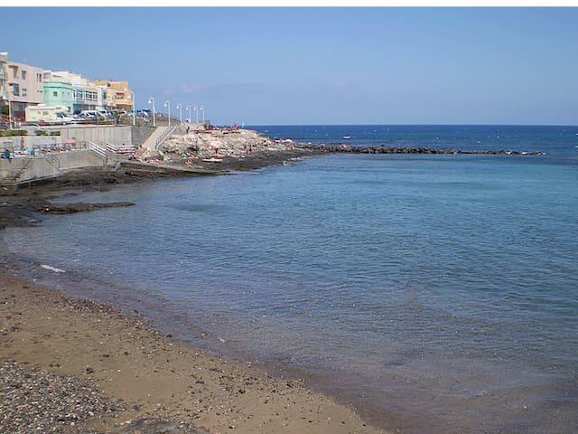 Apartamento a 4 minutos de la playa - Arinaga - Wohnung