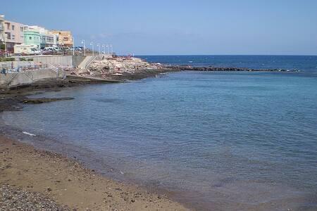 Apartamento a 4 minutos de la playa - Arinaga