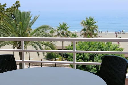 Great apartment to enjoy the beach - Estepona
