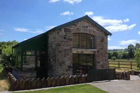 THE OLD RAILWAY HOUSE GLENCAIRN