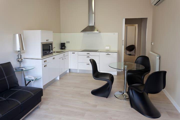 Appartement de 40m, 2+1 pax - Cascante - Wohnung