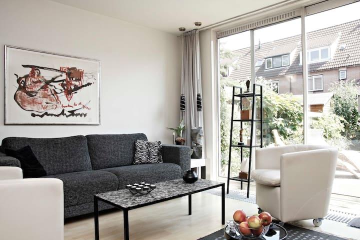 Huis onder de rook van Amsterdam ;