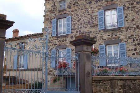 Ancienne maison vigneronne - Laps - Rumah