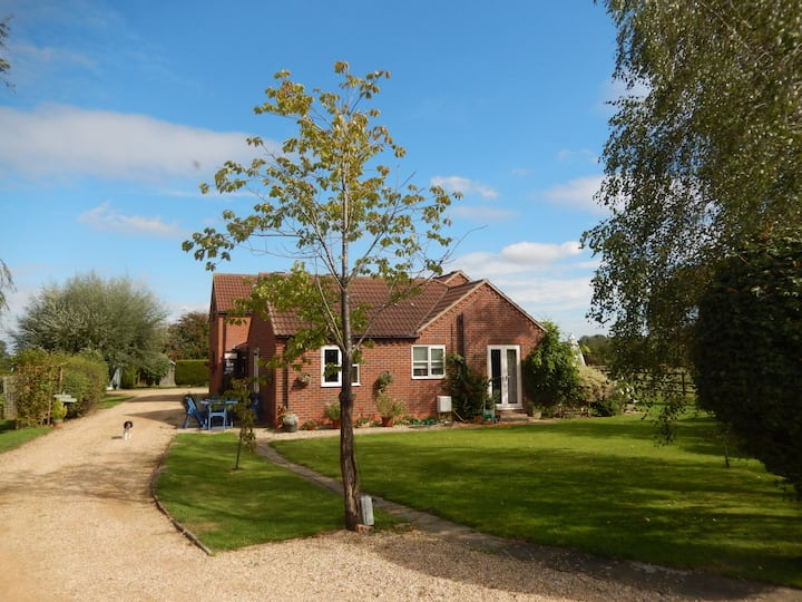 The Paddock 1, Rural Retreat, Redmile, NG13 0GQ