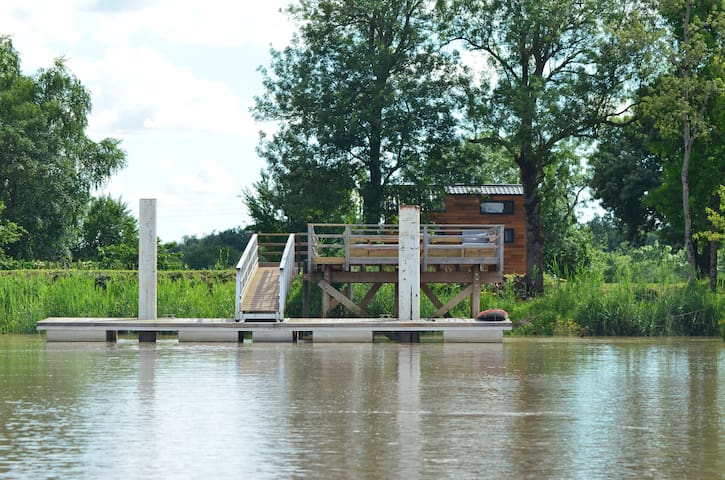 Les berges du mascaret (Tiny house)