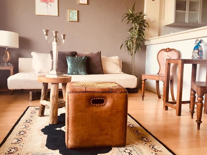 Cozy apartment close to Amsterdam