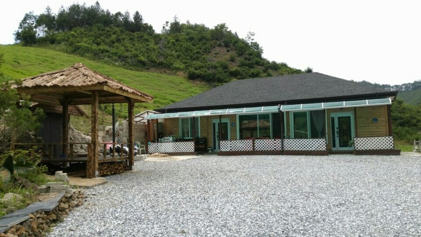 푸른숲민박 A room - Jeongseon-gun - House
