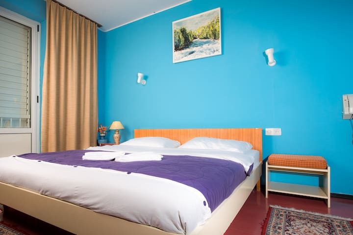 BV4 room with AirC / TV / WiFi - Seča - Bed & Breakfast