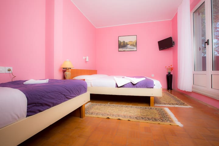 BV6 Room with AirC / TV / WiFi - Seča - Bed & Breakfast