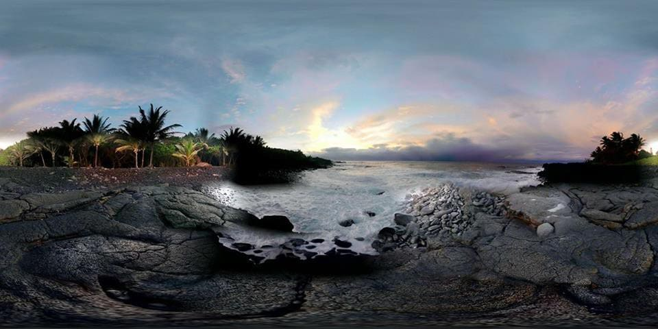 Peaceful Cove Cottage - Pahoa - Casa
