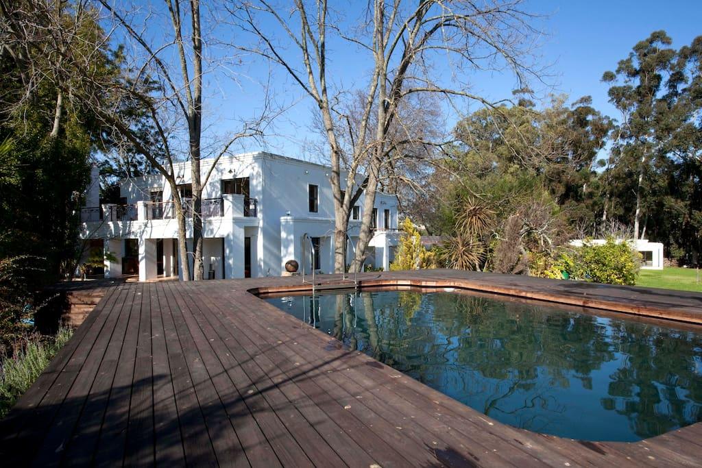 Villa For Rent Stellenbosch