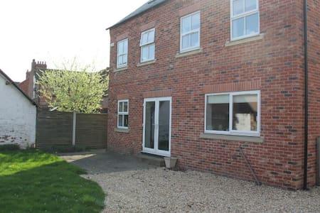 Spacious home near Yorkshire - A home from home - Carlton - Haus
