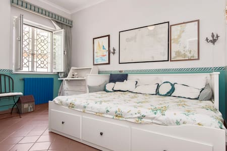 Rome by the sea luxury villa garden - Fregenae - Villa