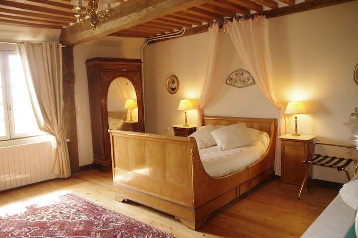 Chambre OPERA - Vieux-Pont-en-Auge - Talo