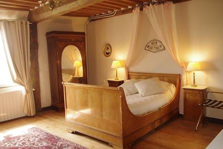 Chambre OPERA - Vieux-Pont-en-Auge