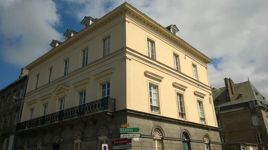 Appartement Centre Historique Dinan - Dinan - Apartment