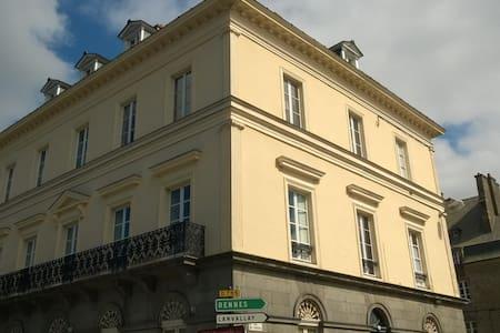 Appartement Centre Historique Dinan - Dinan