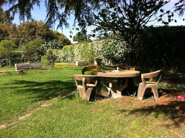 Lovely Garden Room Sea Tuscany Hill - Massa Marittima - Villa