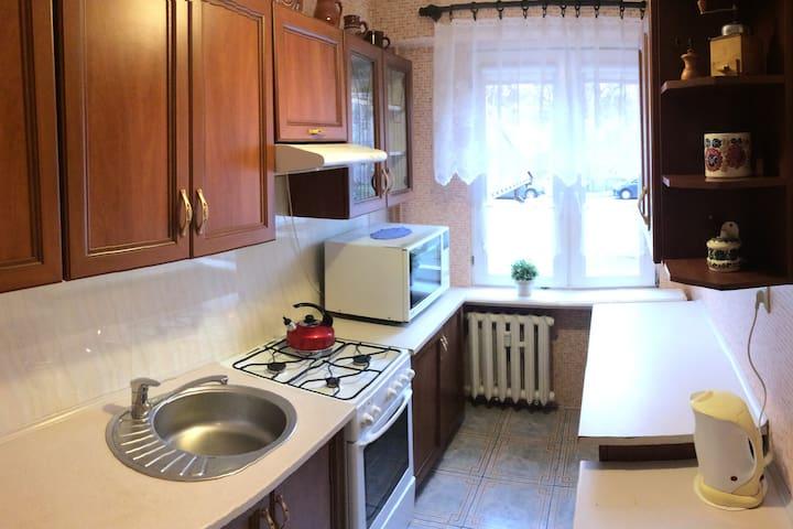 Apartament 50 sqm, 2 rooms, - Bydgoszcz - Apartamento