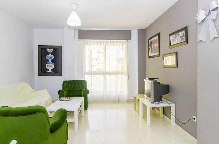 amplio apartamento central - Cartagena - Apartment
